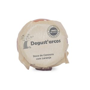 Degust`arcos – Doce de Cenoura com Laranja