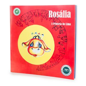 Vaquinha Minhota – Livro Rosália