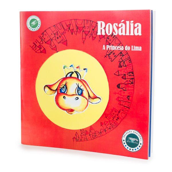 Vaquinha Minhota - Livro Rosália